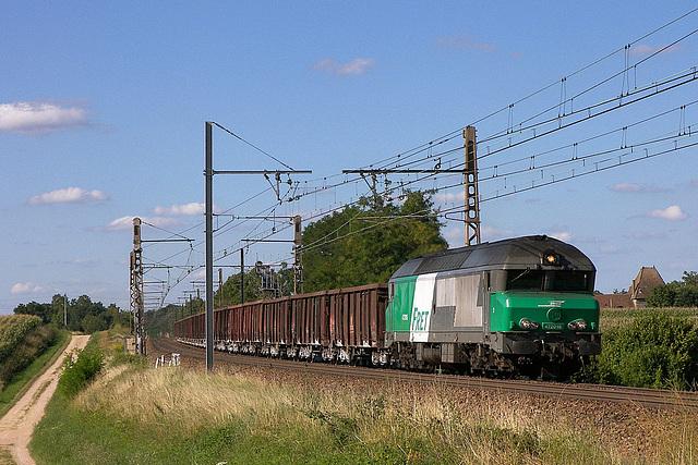 CC 72000 Fret sur la PLM