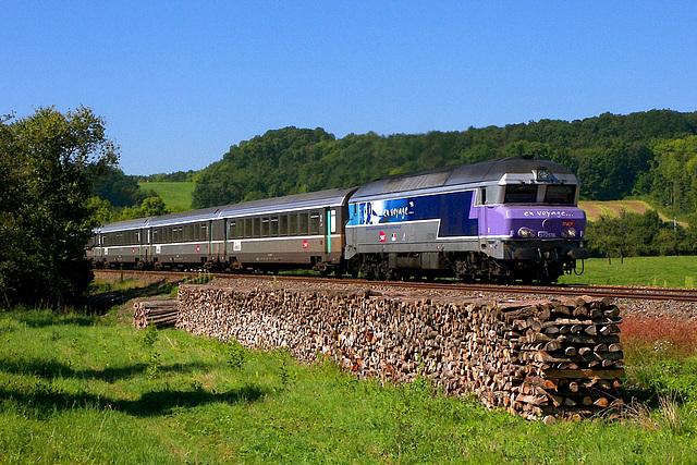 CC 72100 à Chaudenay