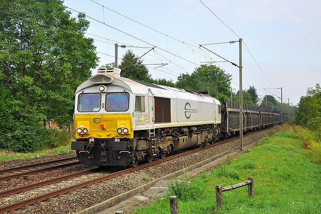 Class 77 sur la ligne 4