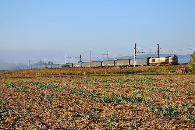 Class 77 en Bourgogne