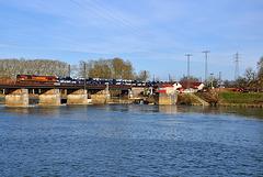 Class 66 à Auxonne