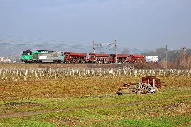 Yaya en Bourgogne