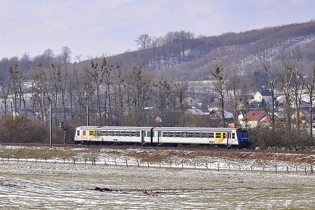 EAD Métrolor vers Héricourt