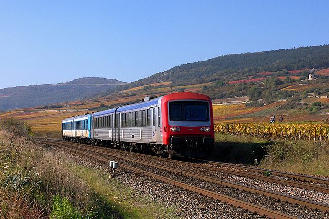 Doublette d'EAD en Bourgogne