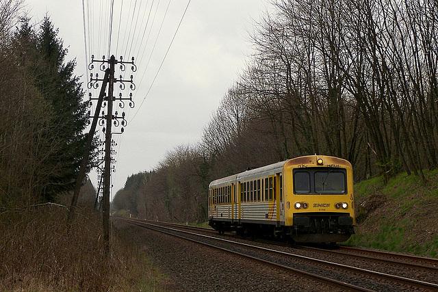 X 4750 sur la ligne 4