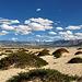 Sky over desert at 4600 meters