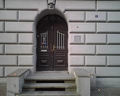 """""""Haupteingang?! - Für Marianne schon!"""" - IMG02763"""