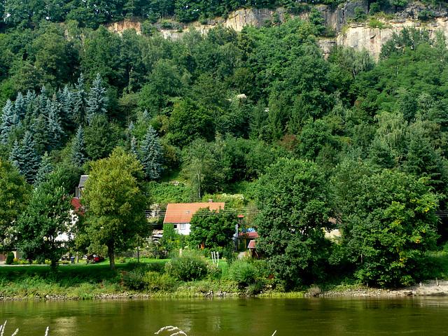 Mein Haus im August 2011