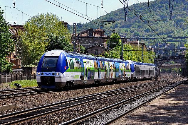 XGC Auvergne à Couzon