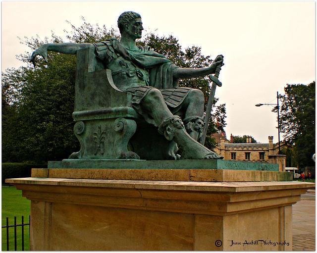 Constantine the Great  (Emperor of the Roman Empire)