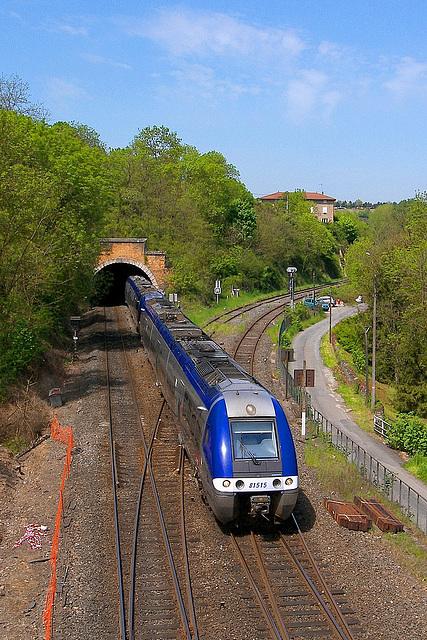 BGC, bifurcation et tunnel