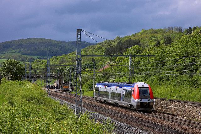 AGC au seuil de Bourgogne