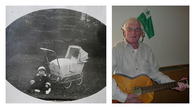 Je älter das Foto - desto jünger sind wir