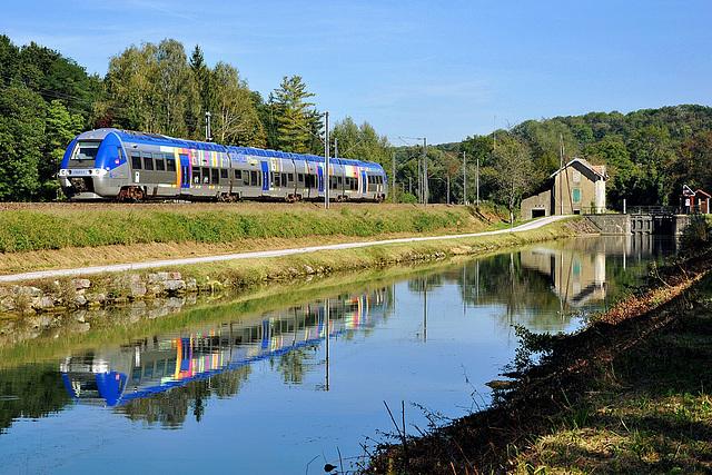 XGC alsacien en Franche-Comté