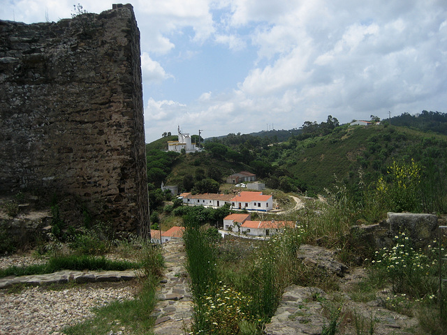 Castle of Aljezur, the last one to be reconquest to Moorish people (1249) - I
