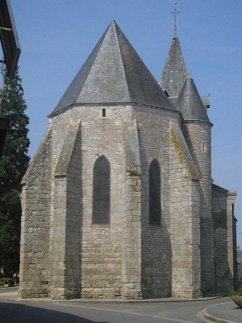 Notre Dame in Aschères-le-Marché