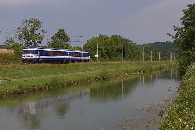 ETG au bord du canal