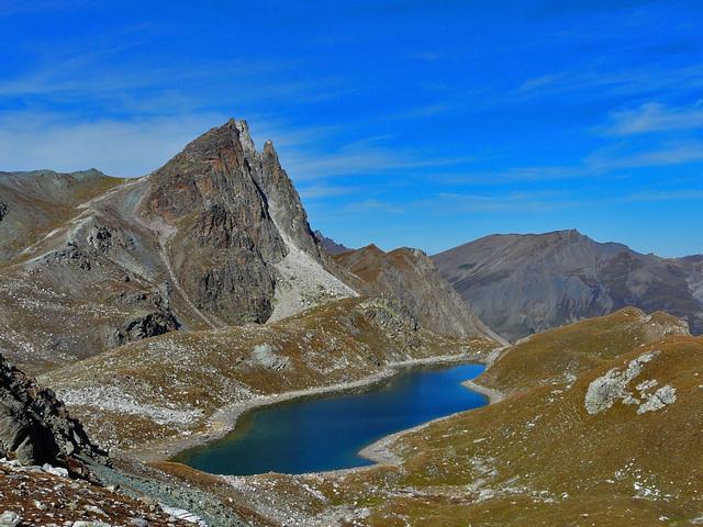 Le lac du Marinet.............Haute Ubaye.....(04)