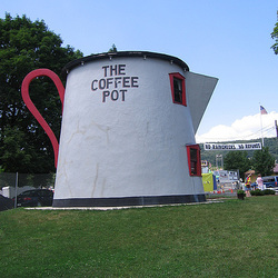 The Coffee Pot, Bedford, Pa.