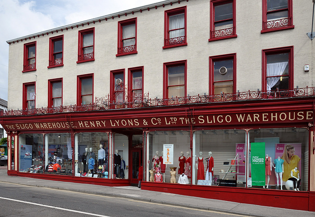 The Sligo Warehouse