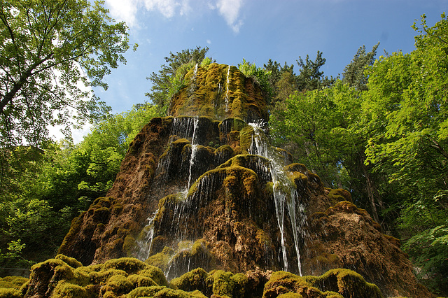 eau de source en Haute Provence, Source water in Haute Provence