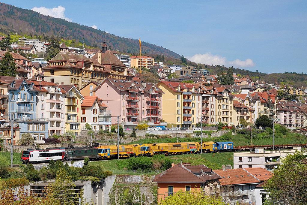 Marche parallèle à Neuchâtel
