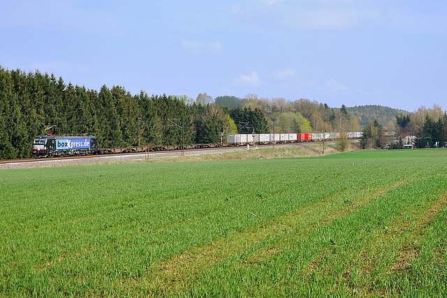 Fret privé en Bavière