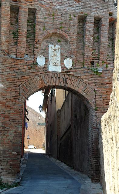 Lari - Porta Fiorentina