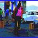 Acapulco, Mexico / 9 février 2011 - Version postérisée