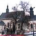 Frantiskansky Klaster (Franciscan Monastery), Picture 2, Edited Version, Jindrichuv Hradec, Jihočeský kraj, Bohemia (CZ), 2011