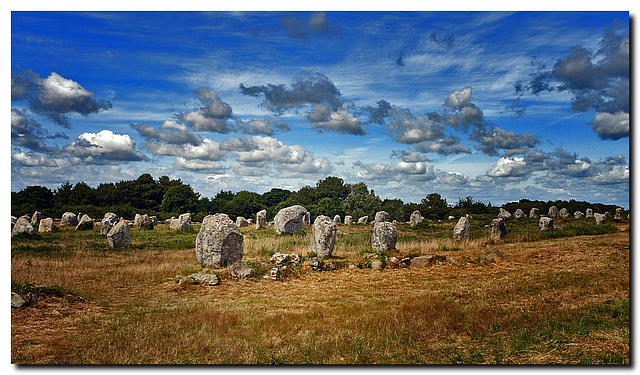 Menhire / megaliths