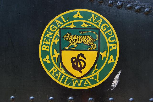 Old Bengal-Nagpur Rail Loco