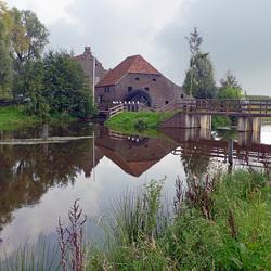 Nederland - Neer, Friedesse Molen