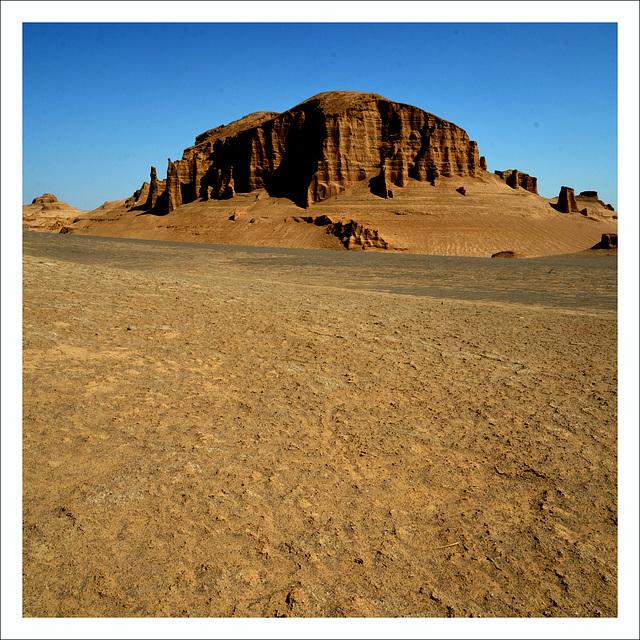 The rock castle.