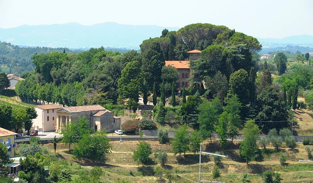 Lari - Blick vom Castello