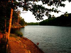 Lake Path---Lago-Irejo