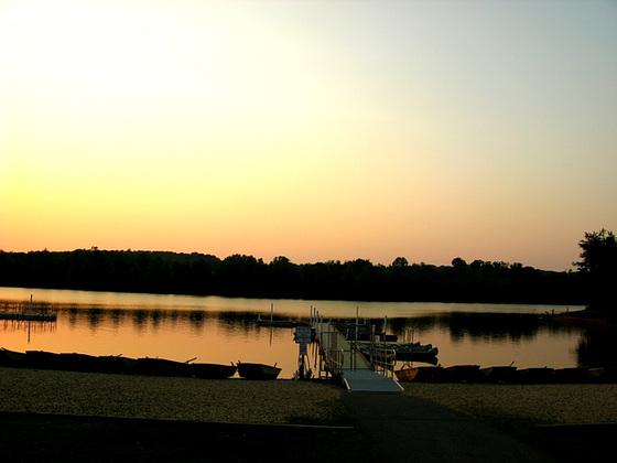Sunset--Sunsubiĝo