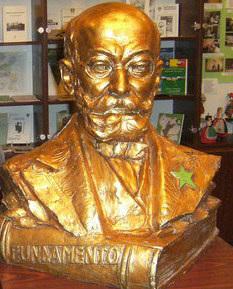 Busto de d-ro Zamenhof
