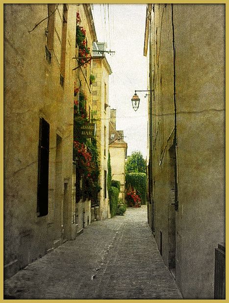 ancienne ruelle