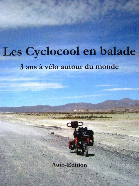 Le livre des Cyclocool en balade