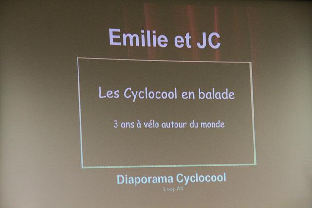 Soirée Cyclocool - Diaporama
