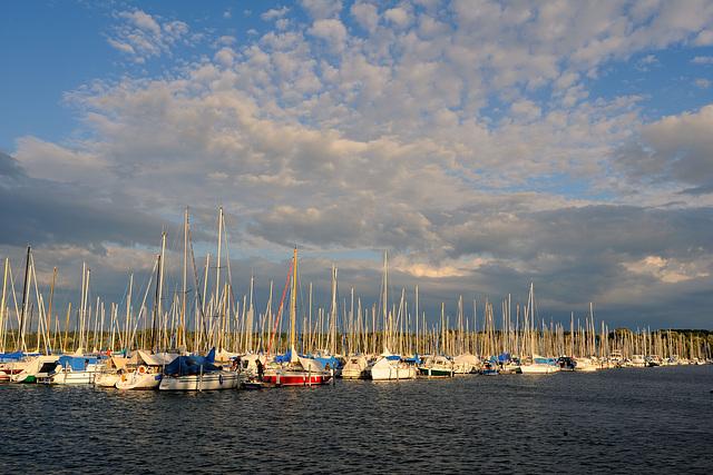 Port de Chevroux VD