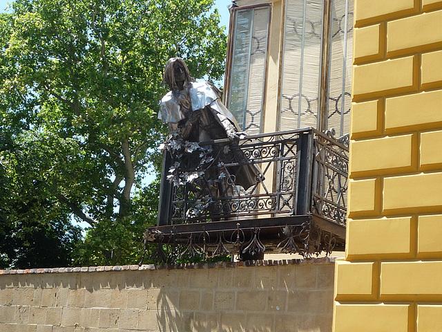"""""""Saluton, ĉu vi konas min? Mi estas Liszt Ferenc."""""""