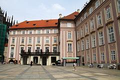 Le château - Hradčany - Prague