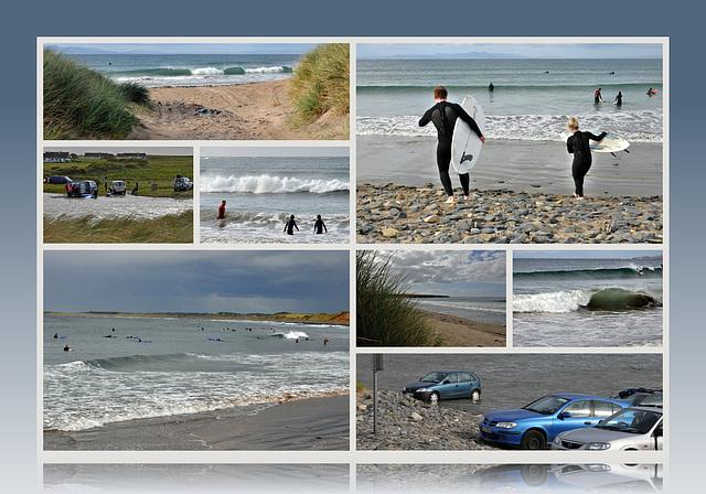 Surfen ...