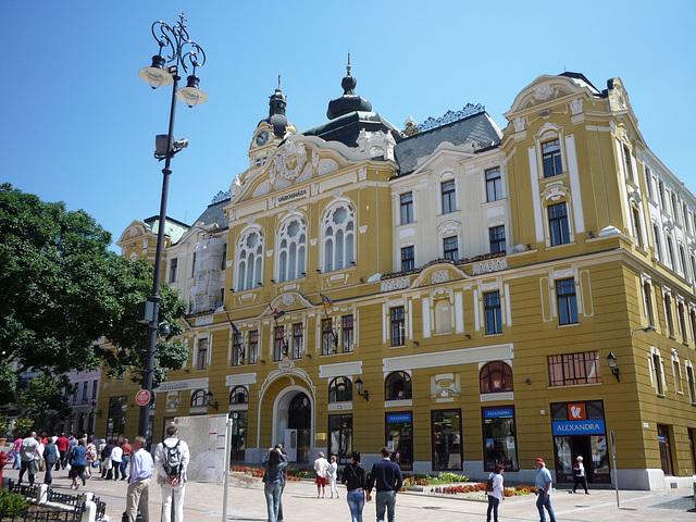 Pécs Urbodomo - Hungario