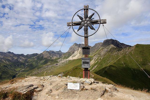 Grübelspitze 2395 m - Zillertal