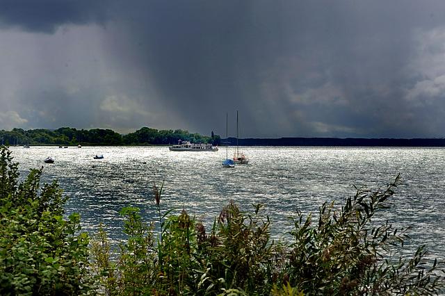 Le lac de Morat...