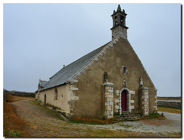 La Chapelle de Saint They
