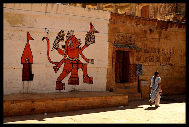 Jaisalmer India.